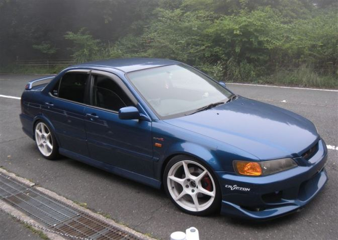 Forgotten FWD Accord Euro R JDM