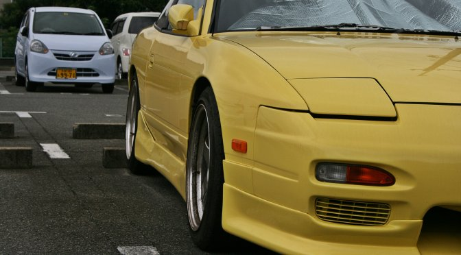 Classic style: 180SX
