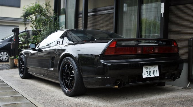 Probably best Honda ever: NSX