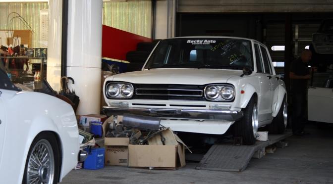 Rocky Auto: Part III