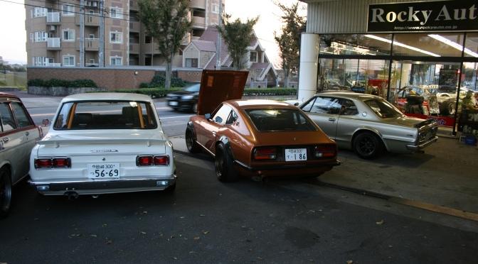 Rocky Auto: Part II