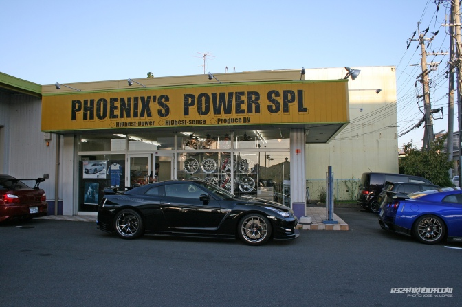 Part II: Visiting Phoenix's Power SPL