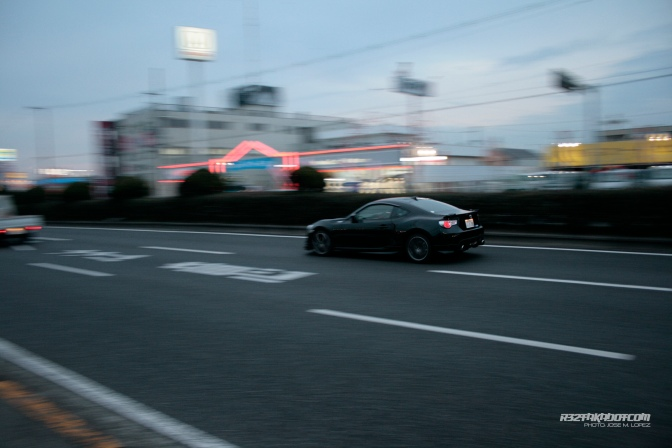 Osaka: Car Spotting