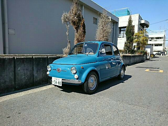 The Japanese Fiat 500
